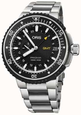 Oris Prodiver GMT 49 мм мужские часы 01 748 7748 7154-07 8 26 74PEB