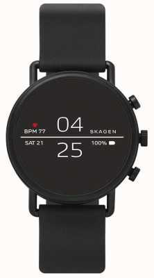 Skagen Подключил SmartWatch черная сетка SKT5100