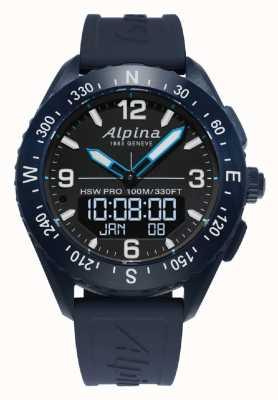 Alpina | мужские alpinerx | умные часы | AL-283LBN5NAQ6