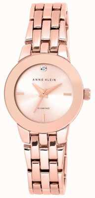 Anne Klein | женские часы Agnes | браслет из розового золота | AK-N1930RGRG