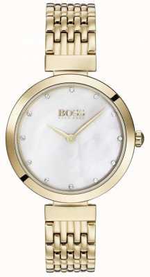 Hugo Boss | женские часы из нержавеющей стали для празднования | 1502479