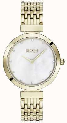 BOSS | женские часы из нержавеющей стали для празднования | 1502479