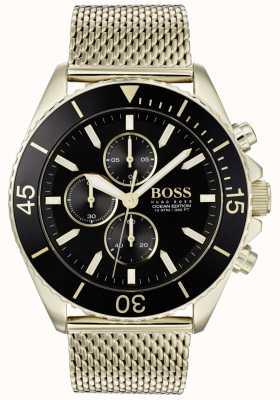 BOSS | мужское издание океана | хронограф 1513703