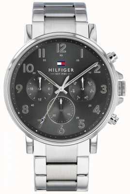 Tommy Hilfiger | мужские часы из нержавеющей стали daniel | 1710382