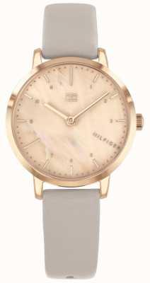 Tommy Hilfiger | женские часы с корпусом из розового золота | 1782039