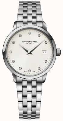 Raymond Weil | женские часы с бриллиантами Toccata | 5988-ST-40081