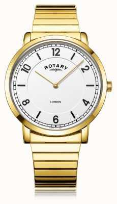 Rotary | гентский позолоченный браслет | GB02766/18