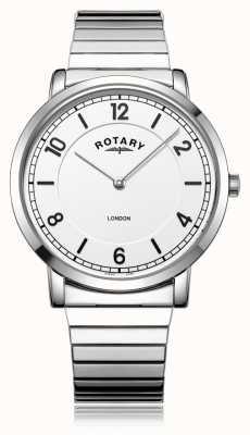 Rotary | мужской браслет из нержавеющей стали | GB02765/18