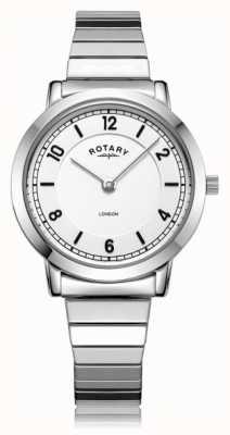 Rotary   женский браслет из нержавеющей стали   LB00765/18