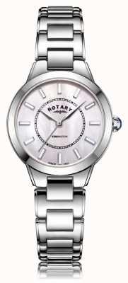 Rotary | женский браслет из нержавеющей стали | LB05375/07