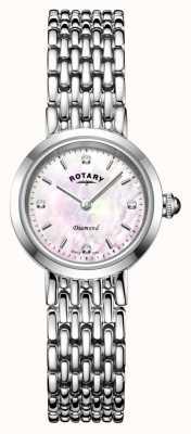 Rotary | женский браслет из нержавеющей стали | LB00899/07/D