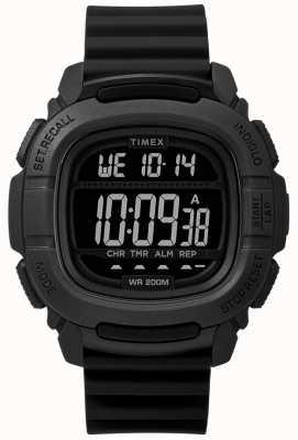 Timex | буст шок черный цифровой | TW5M26100SU