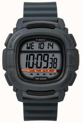 Timex | повысить шок серый цифровой | TW5M26700SU