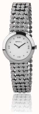 Breil | женский шелковый ремешок из нержавеющей стали | TW1766
