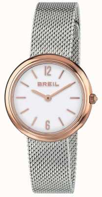 Breil | дамский ремешок из ириса из нержавеющей стали | TW1777