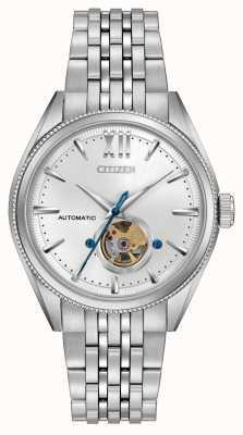 Citizen | мужская подпись grand classic автоматическая | нержавеющая сталь NB4000-51A