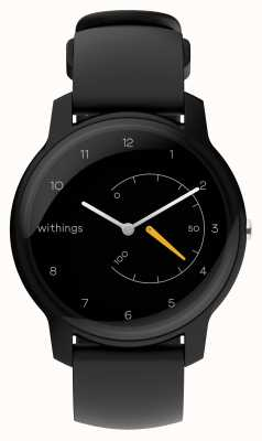 Withings Отслеживание активности Move черный и желтый HWA06-MODEL 1-ALL-INT