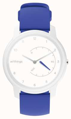 Withings Отслеживание активности Move белый и синий HWA06-MODEL 4-ALL-INT