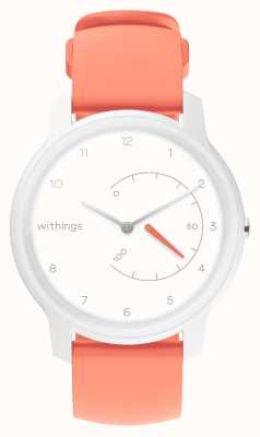 Withings Перемещение трекер активности белый и коралл HWA06-MODEL 5-ALL-INT