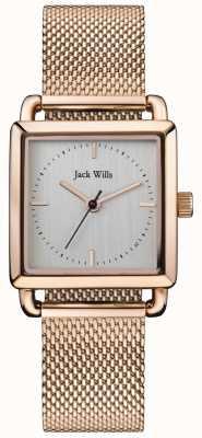 Jack Wills | дамы лоринг розовое золото | JW016SLRS