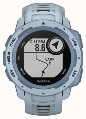 Garmin Инстинкт морская пена открытый GPS силиконовый ремешок 010-02064-05