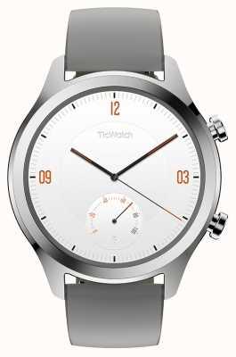 TicWatch С2 | платиновые умные часы WG12036-PLT