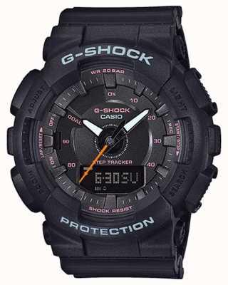 Casio | компактный g-shock | черный | GMA-S130VC-1AER