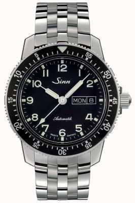 Sinn 104-й классические браслеты из нержавеющей стали 104.011 FINE LINK BRACELET