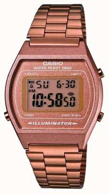 Унисекс | Casio | винтаж | розовое золото B640WC-5AEF