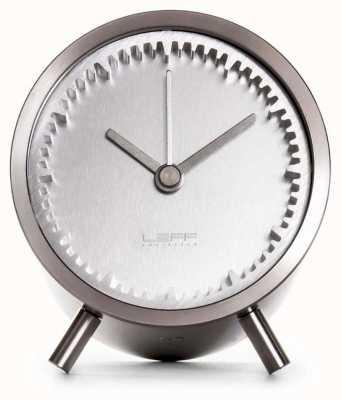 Leff Amsterdam | ламповые часы | нержавеющая сталь | LT70001