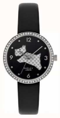 Radley | женская на свежем воздухе | темно-синяя кожа | темно-циферблат | RY2809
