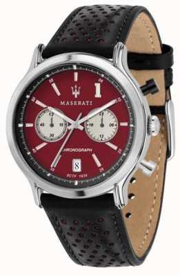 Maserati Легенда, выпущенная ограниченным тиражом 8ctf 1939 штук хронограф epoca R8871638002