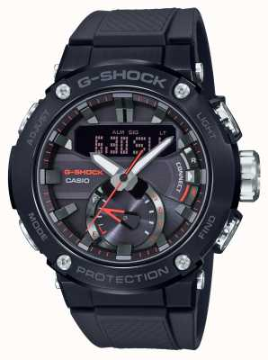 Casio G-steel G-Shock Bluetooth Link 200 м WR резиновый ремешок GST-B200B-1AER