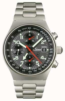 Sinn 144-й хронограф мирового времени 144.068