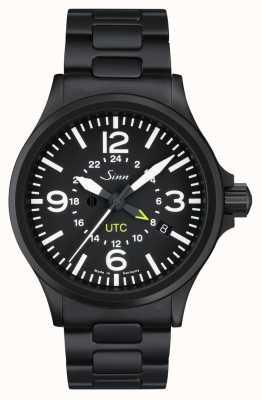 Sinn 856 секунд и часы с защитой от магнитного поля и 856.020