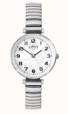 Limit | женский браслет из нержавеющей стали | перламутровый циферблат | 60062.01