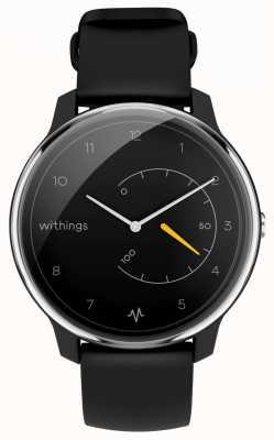Withings Переместить ЭКГ | черный и желтый | трекер активности HWA08-MODEL 1-ALL-INT