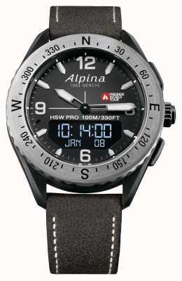 Alpina | фрирайд мужской кругосветное путешествие SmartWatch ограниченным тиражом | AL-283FWT5SAQ6