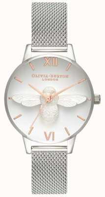 Olivia Burton | женская | 3d пчела | браслет из нержавеющей стали | OB16AM146
