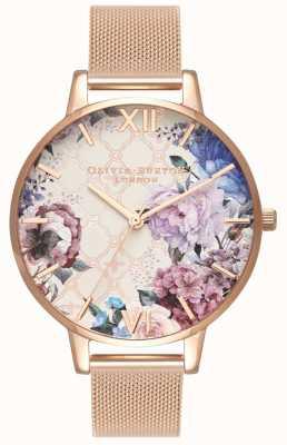 Olivia Burton | женская | теплица | браслет из розового золота | OB16EG86