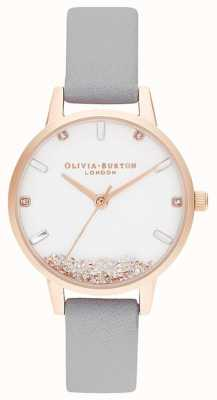Olivia Burton | женская | желающие часы | серый ремешок | OB16SG08