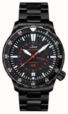 Sinn Дайвинг часы U2 S (EZM 5) 1020.020