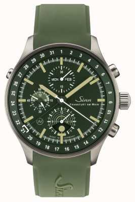 Sinn Охотничьи часы 3006 с хронографом и лунным светом 3006.010