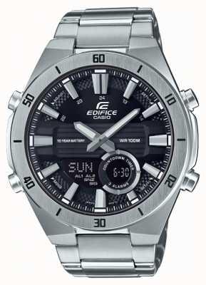 Casio | здание | мужские | стандартный хронограф | черный циферблат | ERA-110D-1AVEF