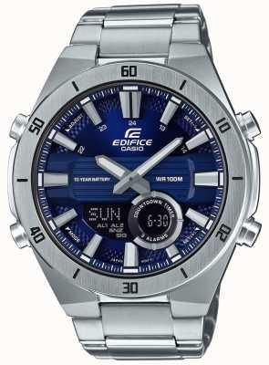 Casio | здание | мужские | стандартный хронограф | синий циферблат | ERA-110D-2AVEF
