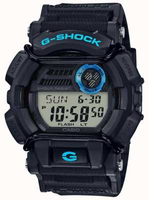 Casio | г шок | мужские | ограниченные цифровые часы | GD-400-1B2ER