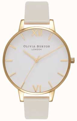 Olivia Burton Женский веганский браслет с позолотой OB16BDV03