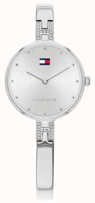 Tommy Hilfiger Кит | браслет из нержавеющей стали | серебряный циферблат | 1782137