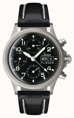 Sinn 356 пилотных традиционных хронографов (английская дата) 356.022-BL41201834001110402A