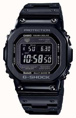 Casio | G-Shock Full Metal | жесткая солнечная | цифровой набор | черный GMW-B5000GD-1ER
